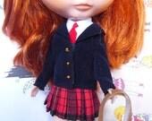 Blythe school girl set