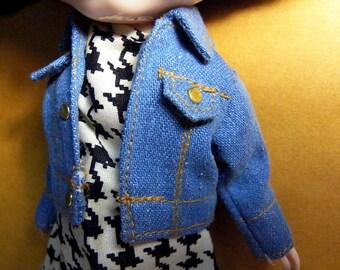 Blythe Dark jeans jacket