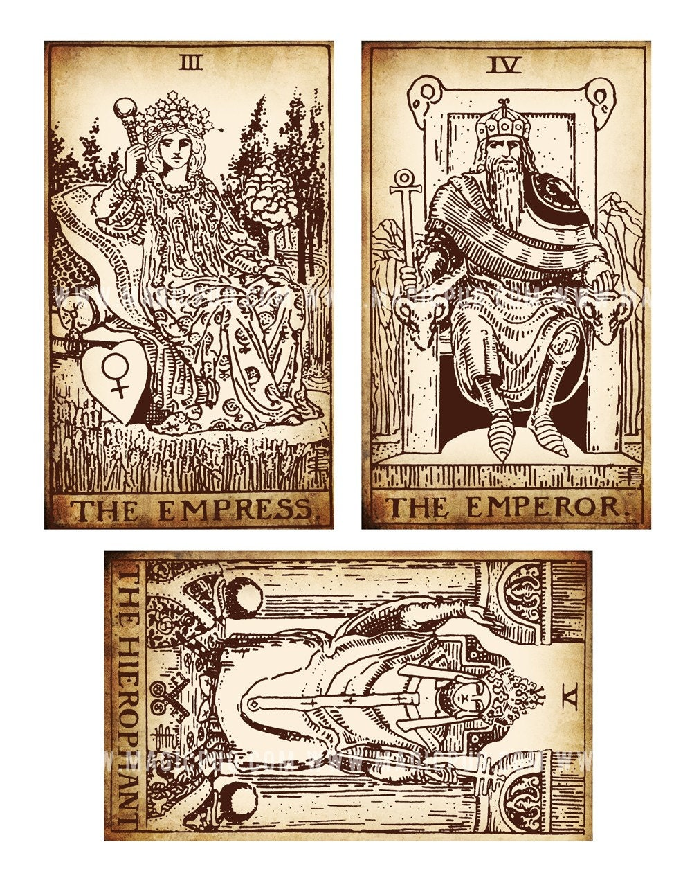 Obsessed image throughout printable tarot cards pdf