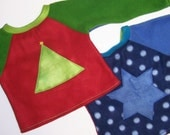 Holiday go-round reverse-a-side infant\/toddler sweatshirt (2T)