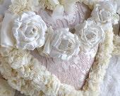 Vintage Inspired Valentine Heart- Elisabeth