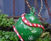 Festive tree decoration