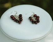 Cranberry Isle - Earrings II
