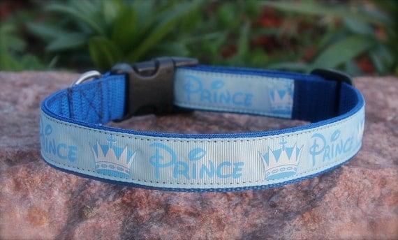 Prince - adjustable dog collar - Male Dog