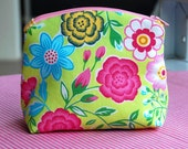 Sweet little Floral Pouch