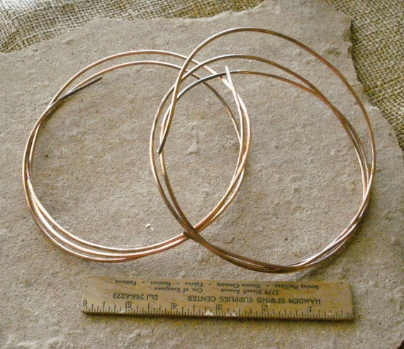 10 gauge 100 copper wire 8 39 for jewelry supply and craft for 10 gauge craft wire