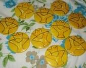 prince yuki fan club button set
