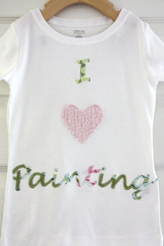 Choose What You Love - Great For Birthday Theme - Size 3 months to 12 years old