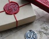 Custom Gift Wrap for Wax Seal Jewelry - Box