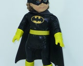 Bat Girl, Batgirl, Superhero, Super Hero, outfit or costume for American Girl Doll