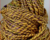 MOONBEAM Handspun two ply yarn 122 yards