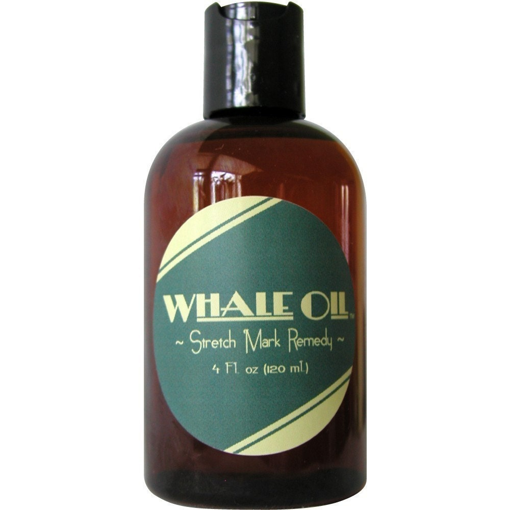 Whale oil stretch mark remedy by betterthanaveragelip on etsy