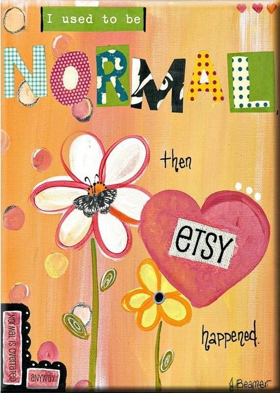 ETSY happened - Art MAGNET