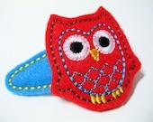 Hooty the School Wise Owl - Snap Clippie