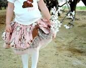 LAST ONE - Simply Sweet Bunnies - Twirl Skirt