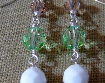 SALE It's Organic Linear Earrings - E797