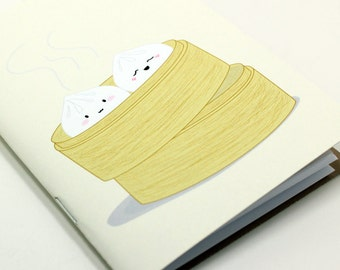 Dim Sum Pocket Notebook