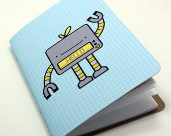 Robot Pocket Notebook