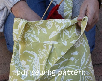 Pony Bag - PDF sewing pattern