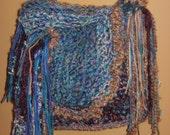 Gypsy Boho Fringe Bag