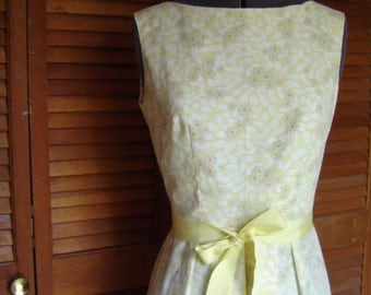 Sunshine Dress/ custom made