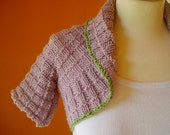 The Analisa Shrug in Cashmere