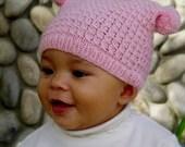 Plumknit Miya Pattern  baby to adult sizes