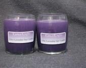 Lilac-Lavendar Soy Candle
