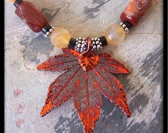 Autumn Splendor Necklace