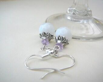 Snow White Earrings