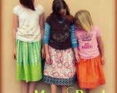 Neapolitan Skirt Pattern PDF