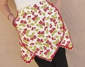 Pocketed Posies Apron - Adult Size