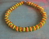 Citrus Fruits necklace RESERVED FOR PINEAPPLELOVER