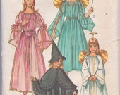 Small Girl's Costume Pattern  - Size Small (2 - 4)