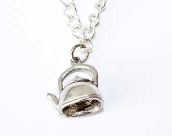 Tea Kettle Charm Bracelet