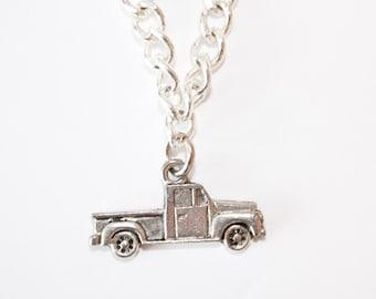 Pickup Truck Charm Bracelet