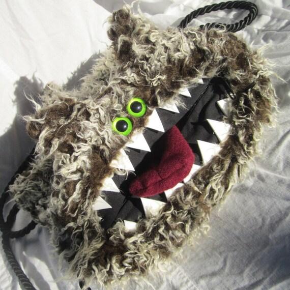 Dog Monster Bag