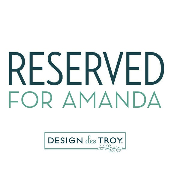 RESERVED -- Reserved for Amanda -- Hand-printed Triangular Pattern card