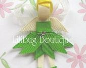 LiliBug PRINCESS Tinkerbell Fairy Hair Clip Bow