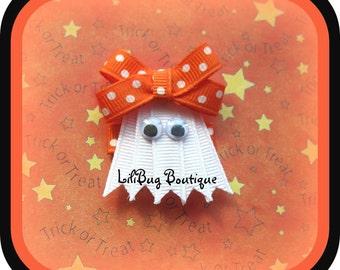 LiliBug Newborn Friendly Ghost Hair Clip