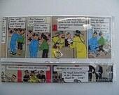 Tin Tin Comic Wallet
