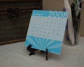 Colorful 2008 Calendar