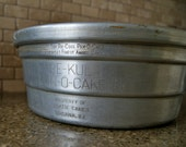 Vintage Commercial Angel Food Cake Pan - Re-Kul Pan-O-Cake