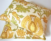 Chamomile Mini Pillow Set - (2) 12 x 9 in