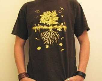 The Shadow of Life t-shirt - Men's X-Large