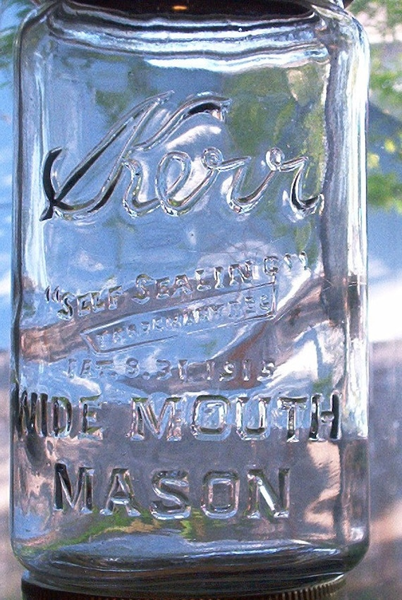 dating old kerr mason jars Jars general discussion drey perfect mason  so it is easy to tell if a drey perfect mason was made by ball or drey if.