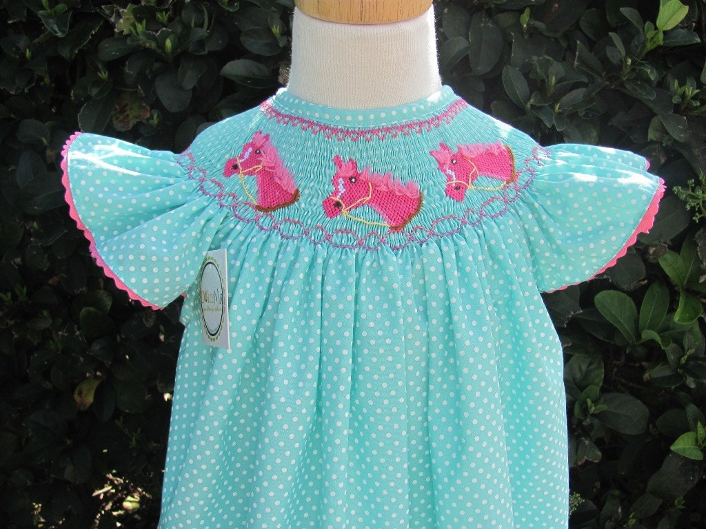 Find smocked dresses for girls and toddlers. Add monogramming to personalize your clothes and get Free Shipping on orders over $