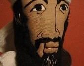 Osama Bin Laden Voodoo Doll