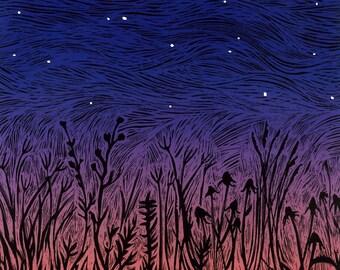 Tallgrass Twilight