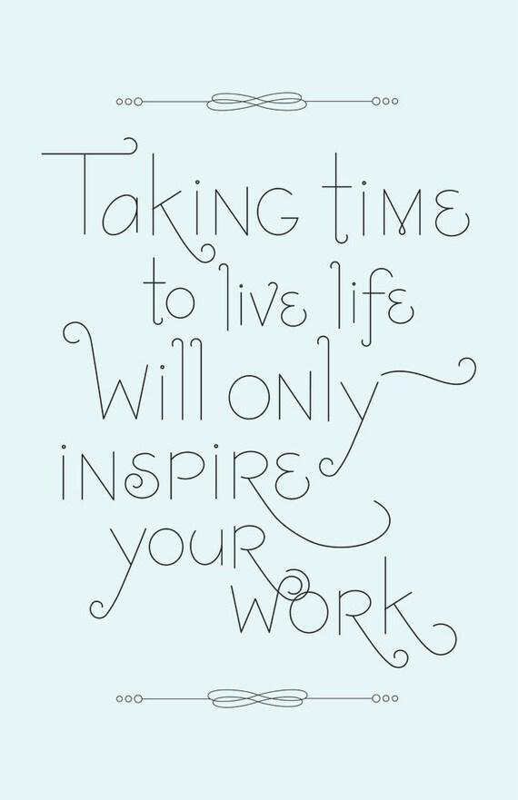 Inspire Your Work